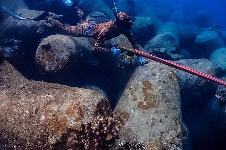 3/26 漁師ナイト番外編 宮古島の海からこんにちは